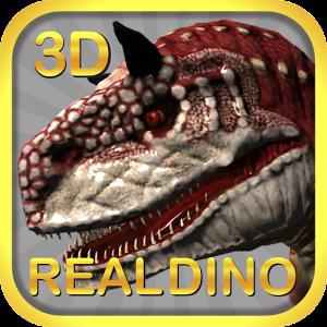 恐龙 3D - Carnotaurus Free
