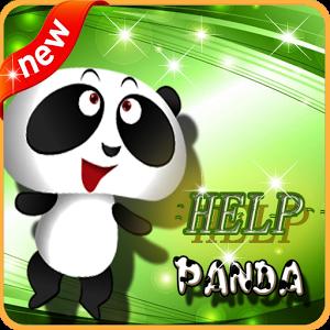 帮助熊猫游戏