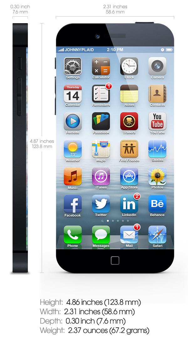 真正无边框苹果新iphone曝光