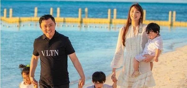 五年抱四娃!40岁吴佩慈宣布怀第四胎:下周满三个月,是女宝
