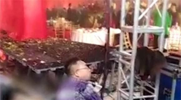 喜事变丧事!河南一婚礼发生爆炸 新娘父亲遇难