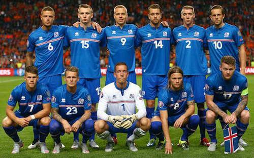 冰岛足球队球衣什么牌子