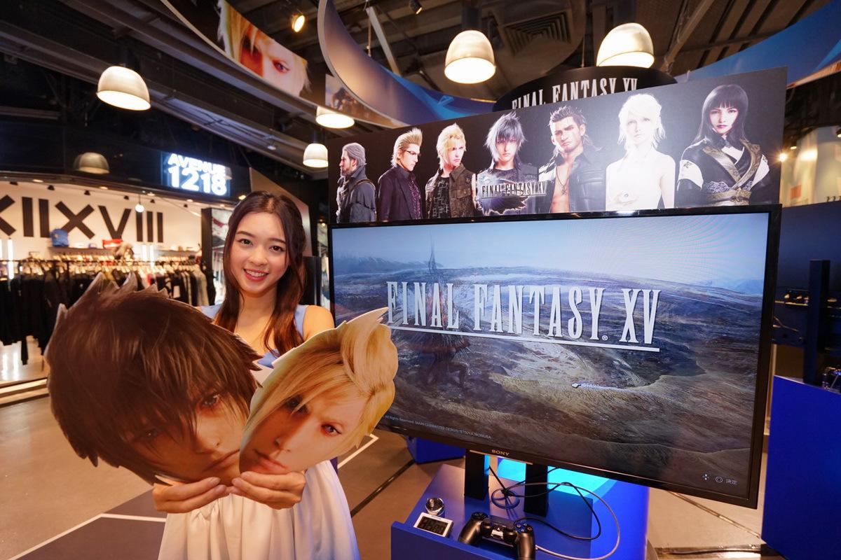 《最终幻想15》VR体验版开放体验