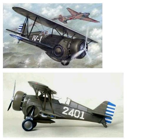 抗日战争:国军的飞机你认识几架? - 一统江山 - 一统江山的博客