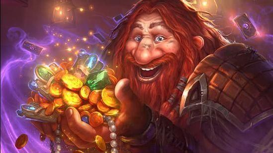 《炉石传说》新版本可合成冒险模式卡牌