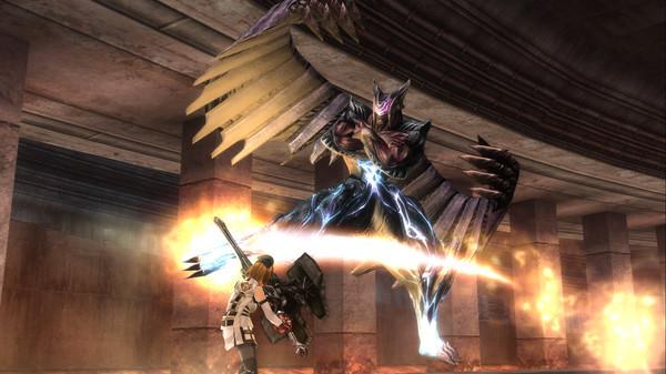 《噬神者2》PC版Steam预售开始