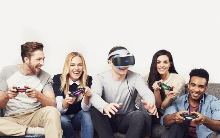 PS VR影院模式体验评测 分辨率效果中规中矩
