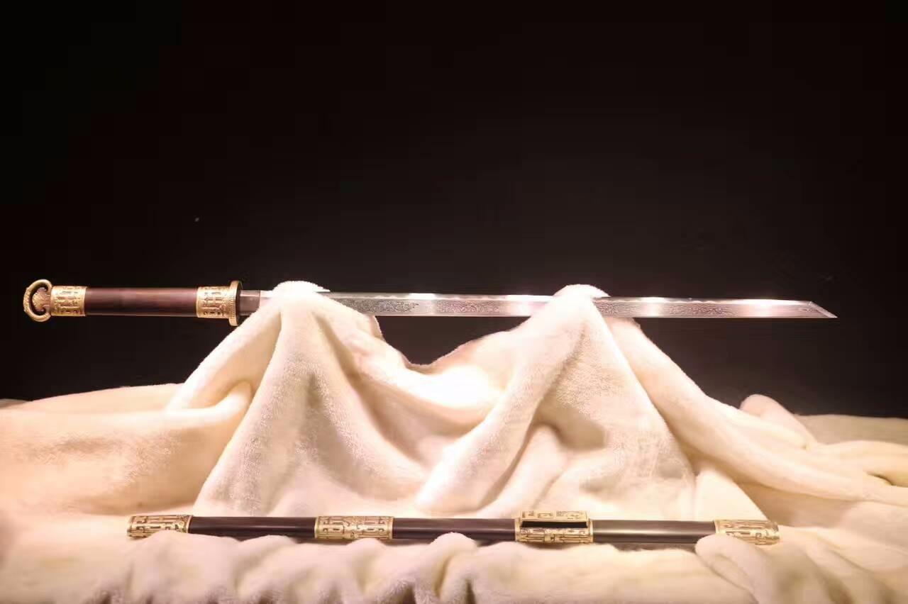 古代统一天下的冷兵器之中国西汉环首刀 - 挥斥方遒 - 挥斥方遒的博客