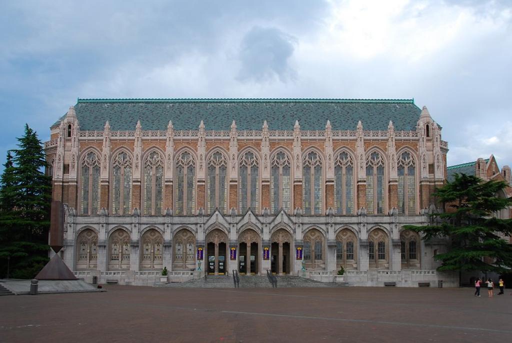 华盛顿大学医学院
