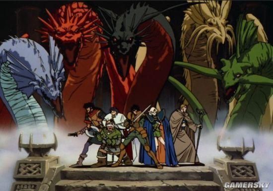 罗德岛战记奇�y.b��m_《罗德岛战记》让许多人认识了水野良先生的剑世界设定