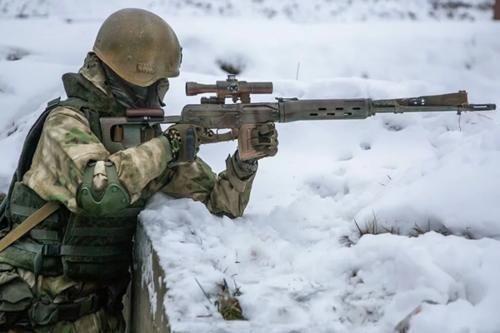 被狙击手盯上,跑S型能活命吗老兵仅一种方法能保命