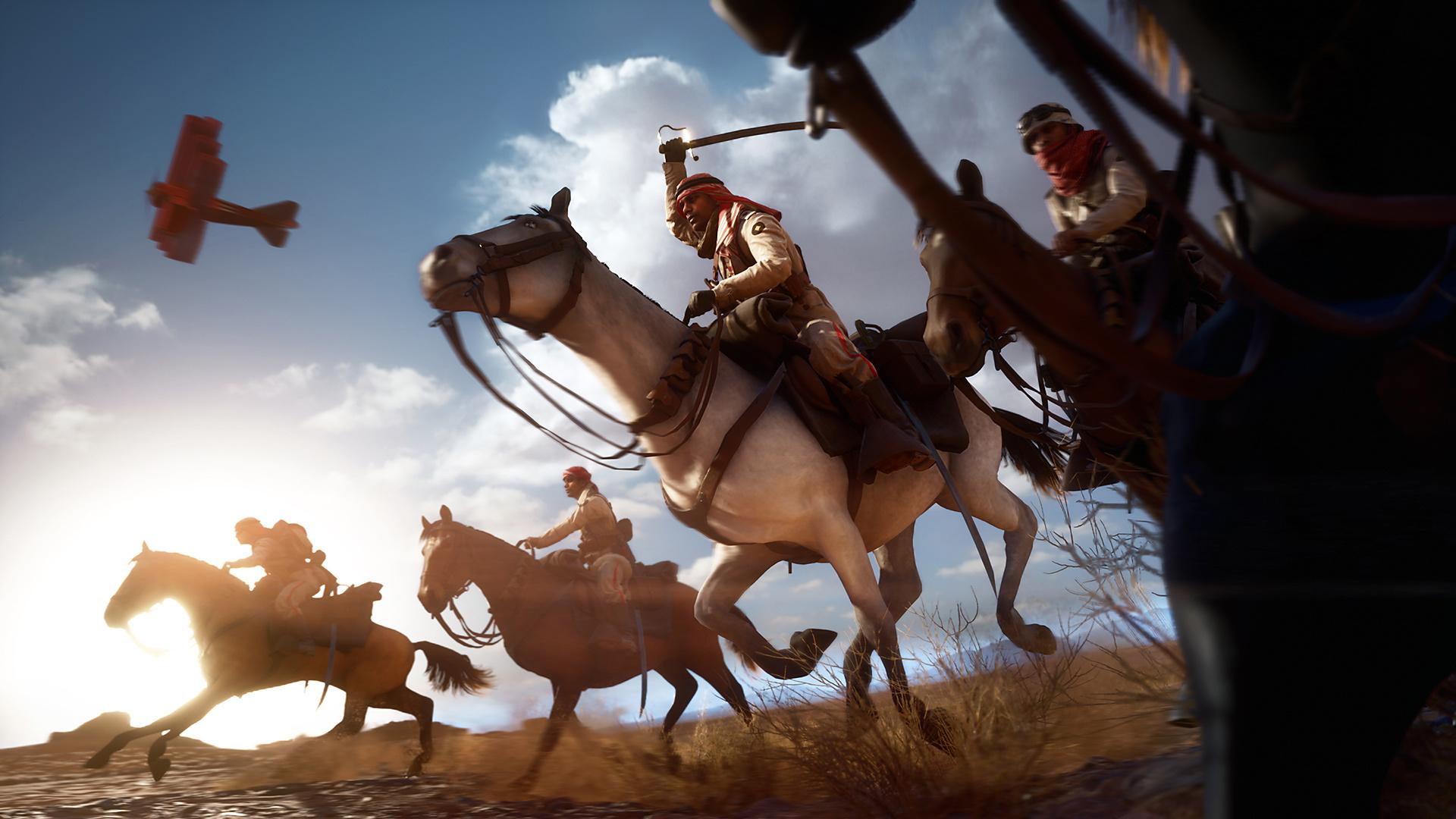 EA为亲儿子《战地》度身定制竞技模式