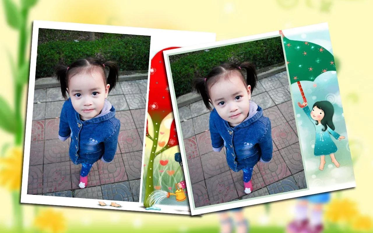 手机软件《婴儿照片相框儿童》下载-摄影摄像-婴儿版