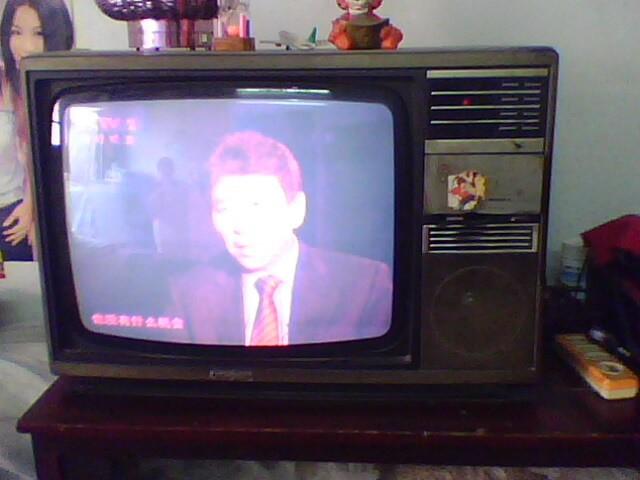 彩色电视机_360百科