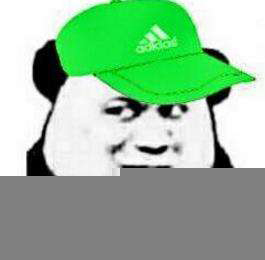 绿帽子表情包