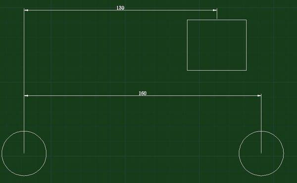移动跟着时,CAD标注不物体更改?_360问答学cad要钱多少图片