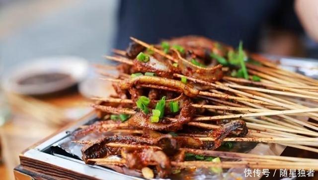 中国古人也爱吃烤肉串?为何古人认为吃烤肉和升仙得道有关系?