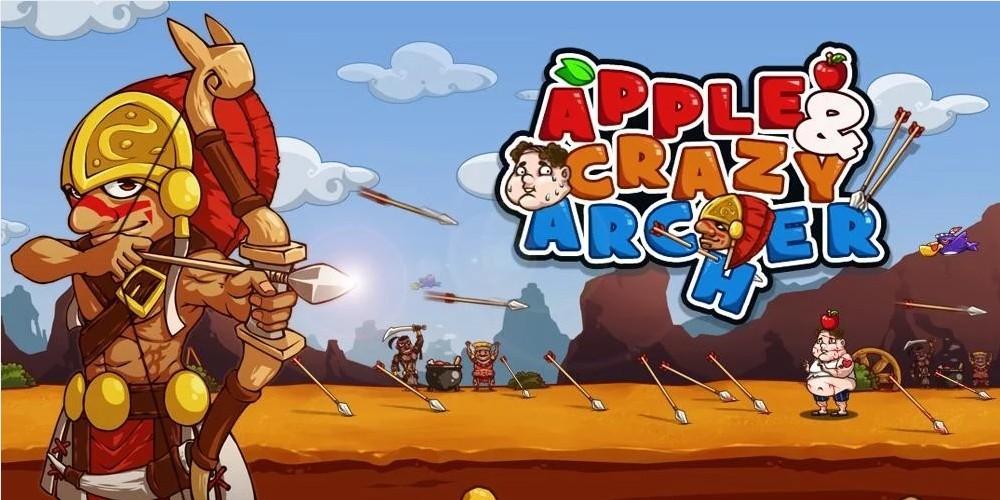 苹果与弓箭手APP截图