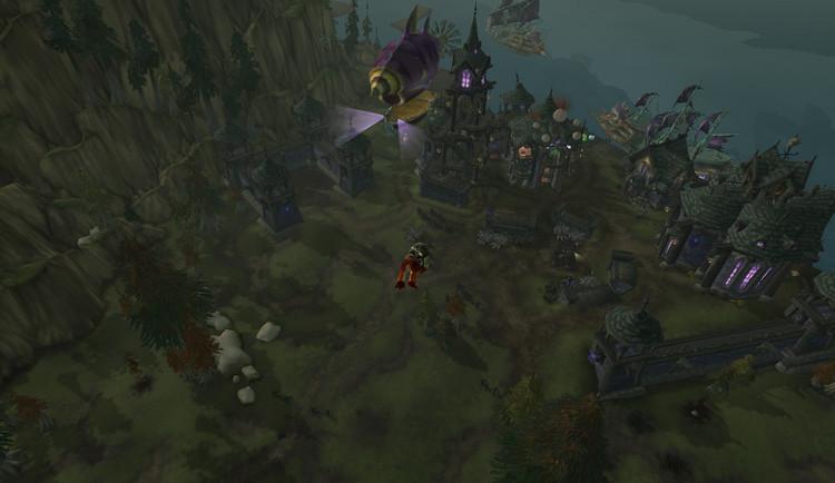 《魔兽世界》军团再临爆肝练级体验