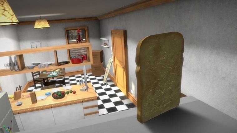 《我是面包》游戏画面