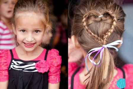 女儿童短发型大全