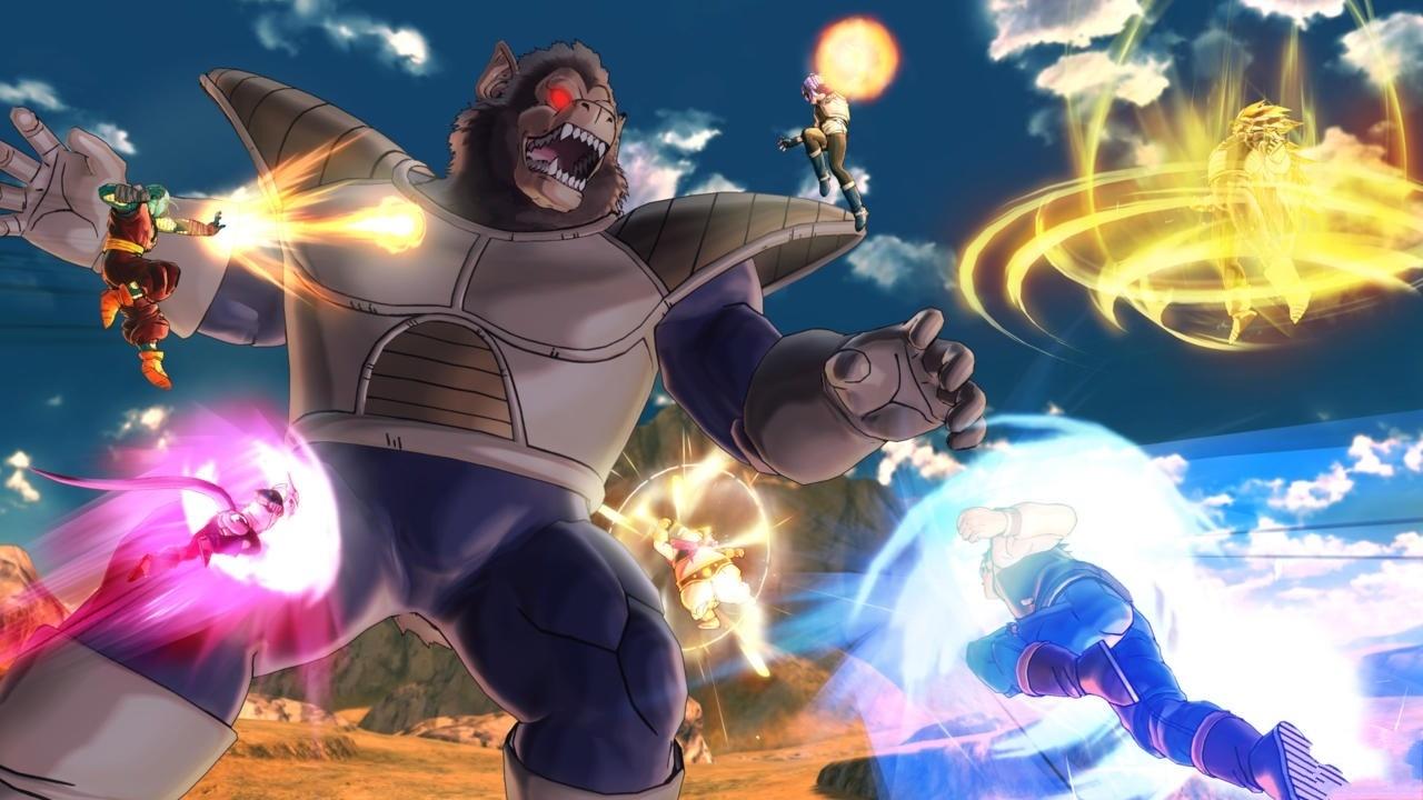 龙珠超宇宙2新角色贝吉塔
