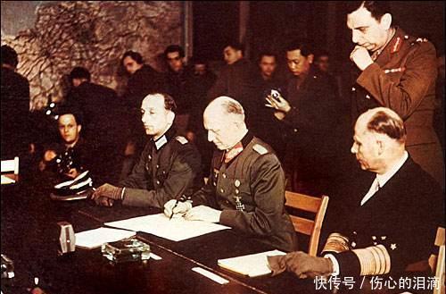 面对德国将领的挑衅,他只说了两句话,德国将领就凉了