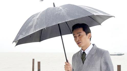 《红蔷薇》片场手记:陈晓杨子姗《双伞之舞》