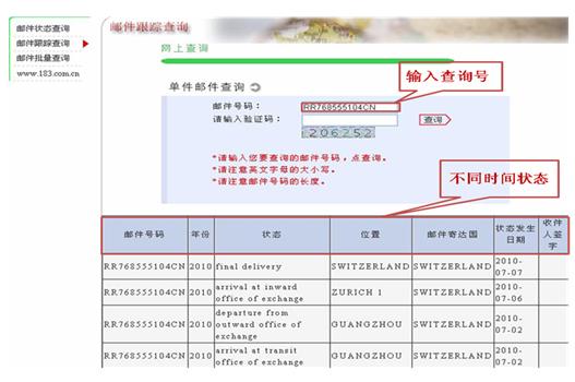 中国邮政ems组织结构图