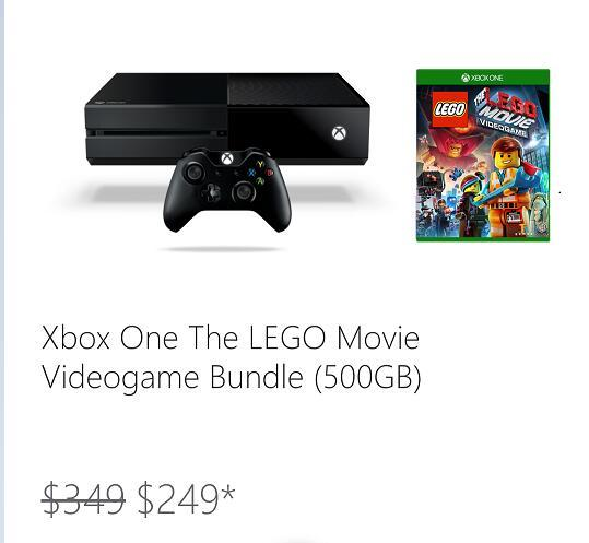 Xbox One再度降价仅售249美元