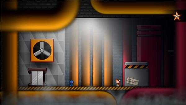 速度型游戏续作 《10秒忍者X》今夏登陆多平台