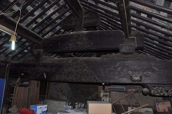 斜坡屋顶的结构形式,主要有
