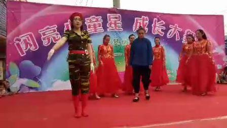 响水县运河智慧树幼儿园老师舞蹈《母亲》