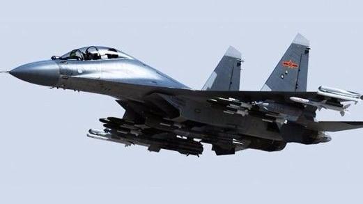 外媒:中国海空军装备了这一世界先进重型战斗机 令俄感到不安
