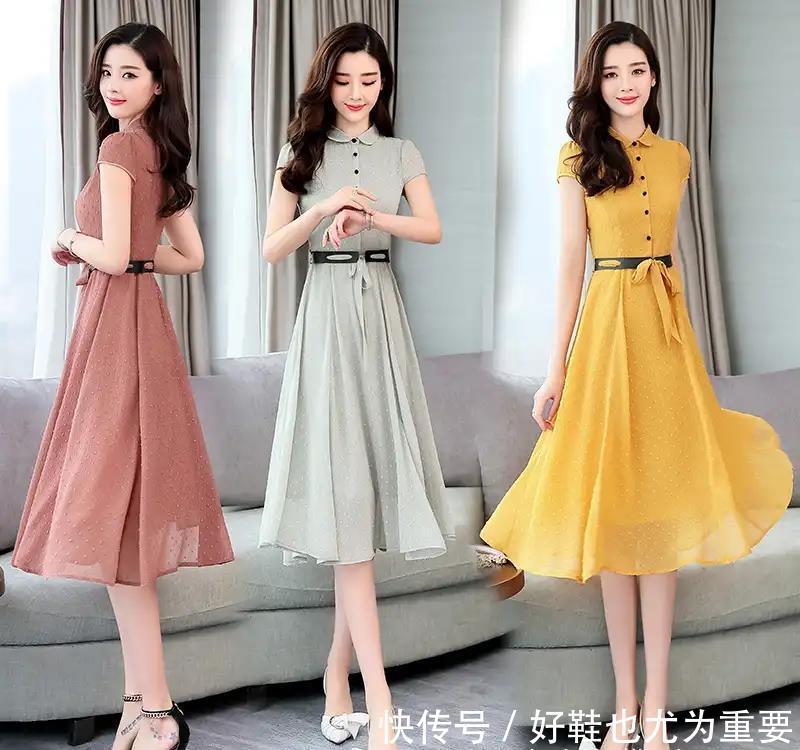 有品位的女人,一般不会穿这3种裙子,既显胖又俗气