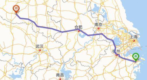 从宁波到上海虹桥近还是到南