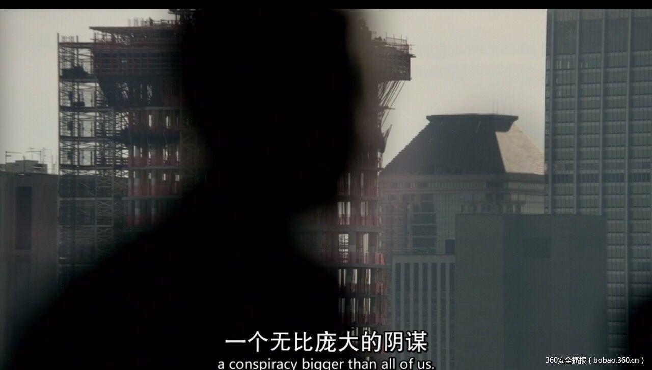 黑客题材电影:《黑客军团》
