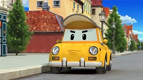 《变形警车珀利》交通安全篇