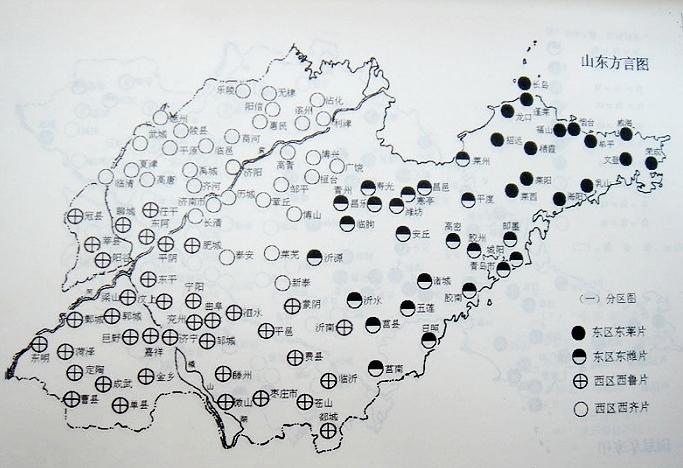 莱州划分青岛市