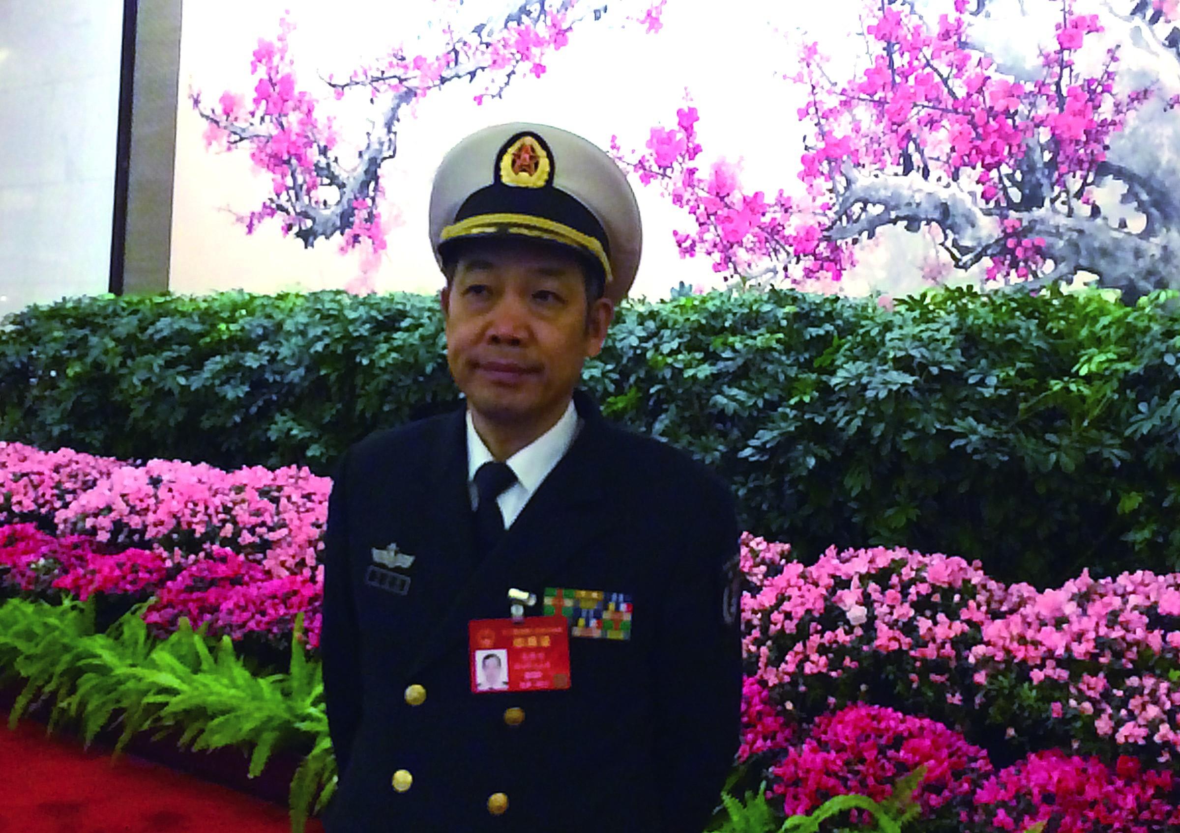 马伟明:中国军舰全电推进系统已领先美国一代 - 马骁-v-mzm - 马骁