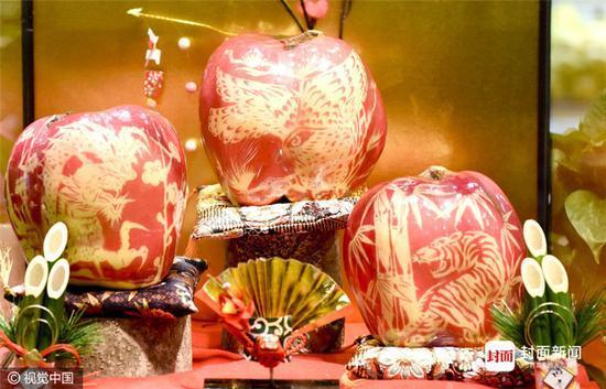 平安夜杭州超市3个苹果卖39888元 产地为日本 - 周公乐 - xinhua8848 的博客