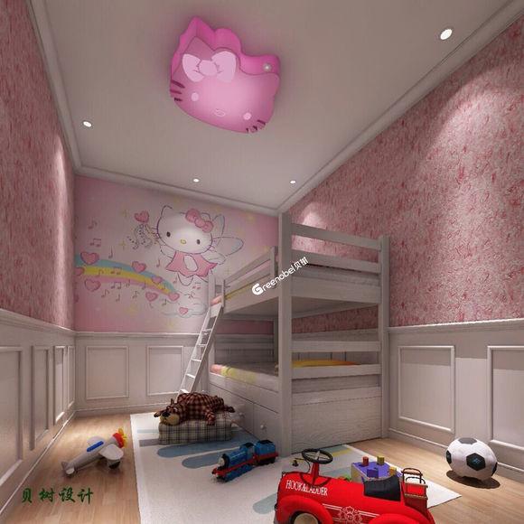 正方形儿童卧室16平方家具如何摆放