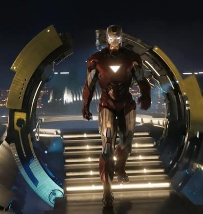 钢铁侠第二代反应堆 电影原图