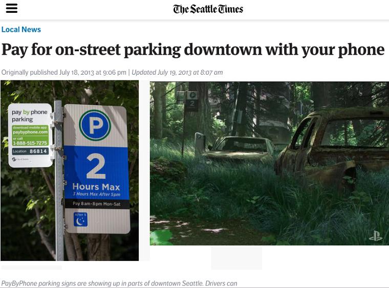 故事发生在西雅图