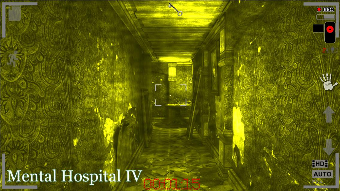 系列恐怖解谜新作《精神病院4》震撼上架