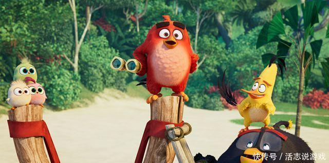 """《愤怒的小鸟2》不是过气网红,是夏日""""笑弹"""""""