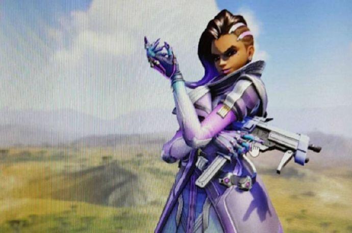 《守望先锋》新英雄Sombra曝光人物设定