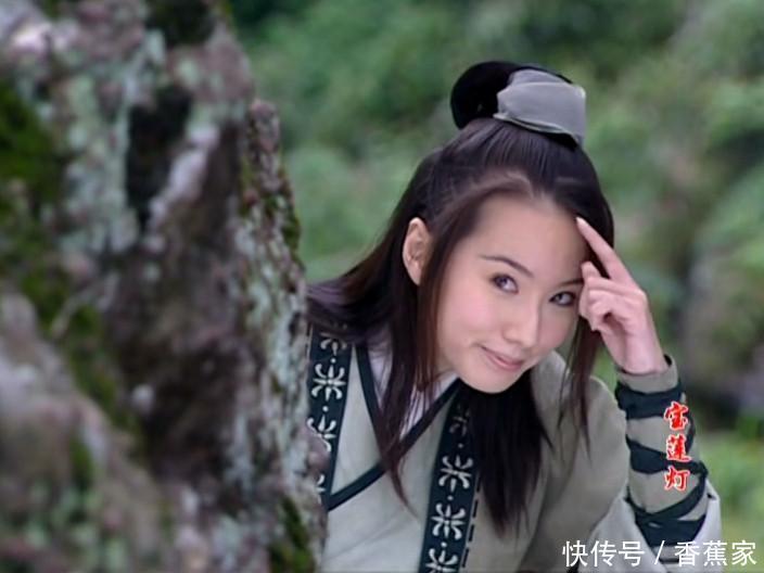扮演三圣母的林诗妍图片