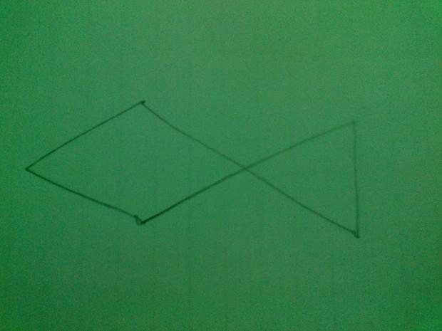用七根火柴摆一条小雨移动2跟火柴使小鱼向相反的