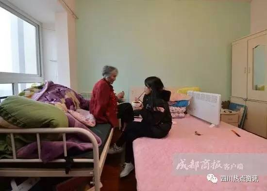 【转】北京时间     女大学生带着93岁奶奶上学 只想靠自己 - 妙康居士 - 妙康居士~晴樵雪读的博客
